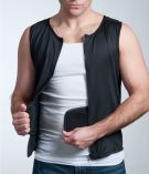 Spand-Ice | Hot + Cold Therapy | Revive Tank - Mens Front Open How To