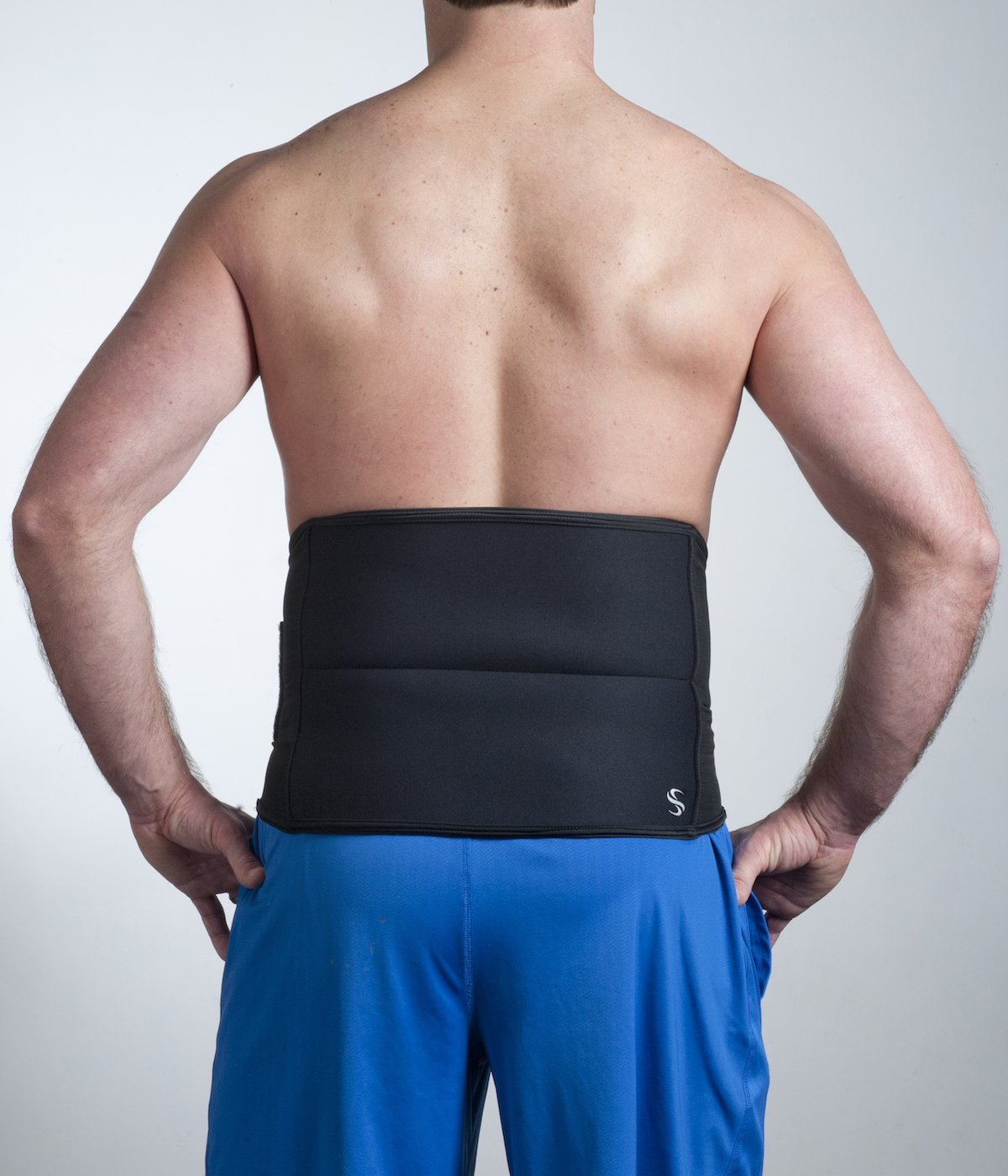 Spand-Ice   Hot + Cold The Recovery Wrap   Back